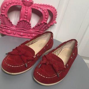 Coach Carisa Boat Shoe